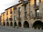 Ainsa-Plaza-Mayor